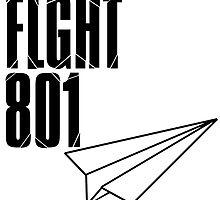 Flight 801: Black by Dianthus