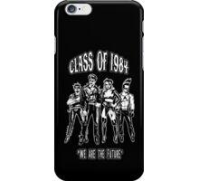 Class of 1984 iPhone Case/Skin