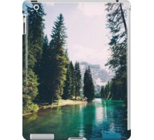 Northern Forest iPad Case/Skin