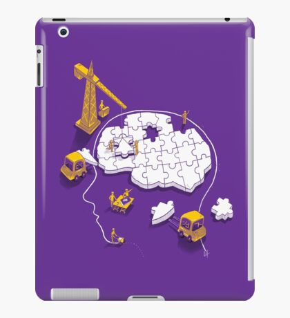 Memory Site iPad Case/Skin