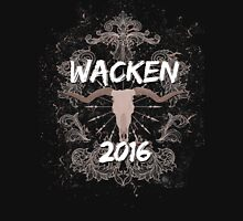 Wacken 2016 Heavy Metal Festival Germany  Unisex T-Shirt