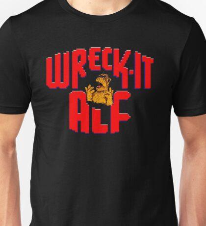 Wreck it Alf Unisex T-Shirt