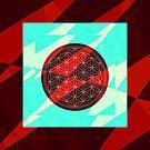 Spiritual Geometry  by Stove  Aya
