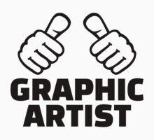 Graphic artist Kids Tee
