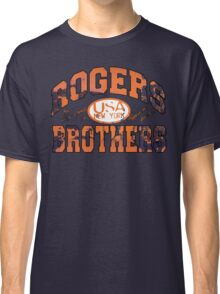 usa new york rust by rogers bros Classic T-Shirt