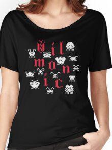 Vilmonic Nighttime Women's Relaxed Fit T-Shirt