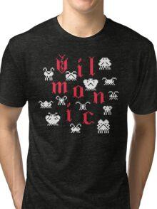 Vilmonic Nighttime Tri-blend T-Shirt