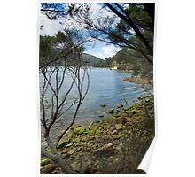Queen Charlotte Sound I Poster