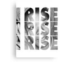 I Rise Canvas Print
