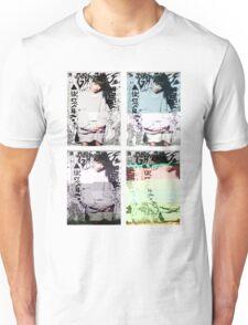 grimes glitch shirt Unisex T-Shirt