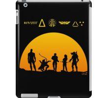 Team killer galaxy iPad Case/Skin