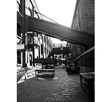 Distillery District Photographic Print