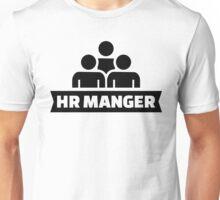 HR Manager Unisex T-Shirt