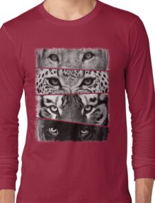 Primal Instinct - version 3 - no text Long Sleeve T-Shirt