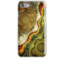 Autumn - Abstract Fractal Artwork iPhone Case/Skin