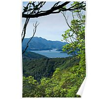 Queen Charlotte Sound XII, Picton Poster