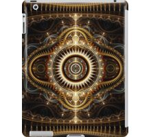 All Seeing Eye - Abstract Fractal Artwork iPad Case/Skin