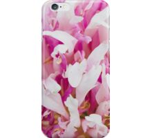Giant Pink Peony - Up Close and Personal iPhone Case/Skin