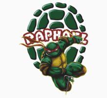 Raphael by magiktees