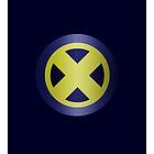 X-Men Logo: Classic by LeeAnn Ellison