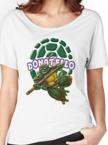 Donatello Women's Relaxed Fit T-Shirt