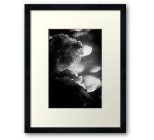 Storm Clouds III Framed Print