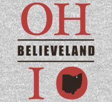 Believeland Kids Tee