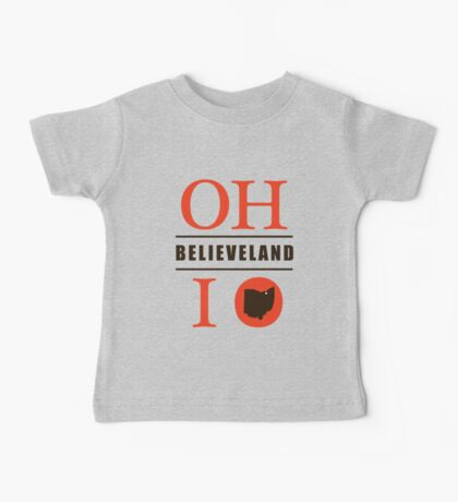 Believeland Baby Tee