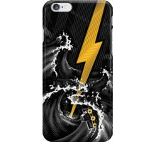 Electric Guitar Storm iPhone Case/Skin