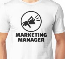 Marketing manager Unisex T-Shirt