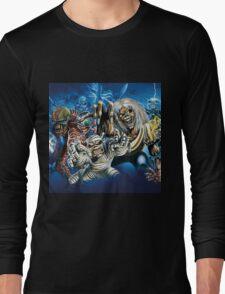 IRON MAIDEN ALL Long Sleeve T-Shirt