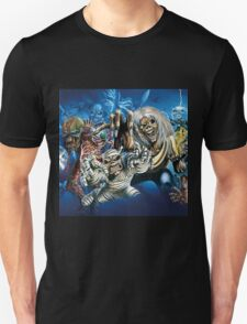 IRON MAIDEN ALL Unisex T-Shirt