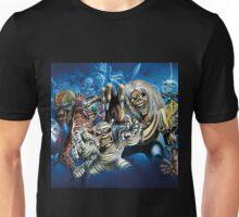 IRON MAIDEN ALL Unisex T-Shirt