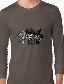 Powerpuff Witches Long Sleeve T-Shirt
