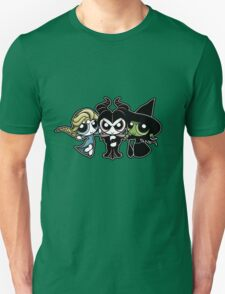 Powerpuff Witches Unisex T-Shirt