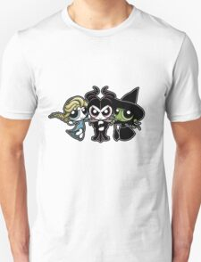 Powerpuff Witches Unisex T-Shirt