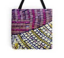MOSAIC - NOW AVAILABLE IN THROW PILLOWS Tote Bag