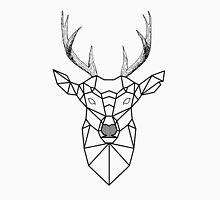 Geometric Deer Design Unisex T-Shirt