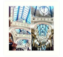 Royal Arcade 3 Art Print