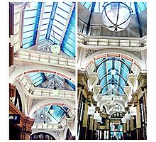 Royal Arcade 3 Photographic Print