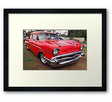 50s Chevrolet Framed Print