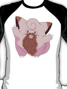 Beardemon - Clefairy T-Shirt