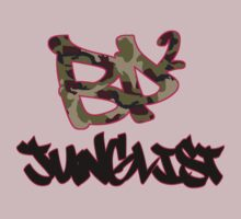 BP2 Junglist Camo Girly Fit by eL7e