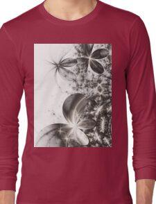 Stolen Colours - Abstract Fractal Artwork Long Sleeve T-Shirt