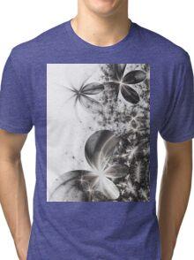 Stolen Colours - Abstract Fractal Artwork Tri-blend T-Shirt