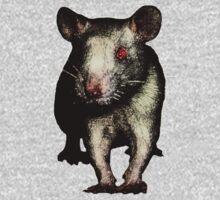 Alice the Friendly Rat Baby Tee