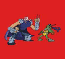 Shredder Krang for a Head by TVsKyle
