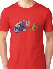 Shredder Krang for a Head Unisex T-Shirt