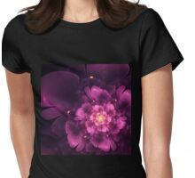Tribute - Abstract Fractal Artwork Womens Fitted T-Shirt
