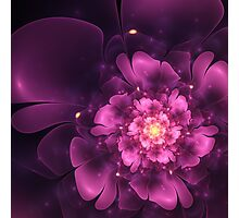 Tribute - Abstract Fractal Artwork Photographic Print